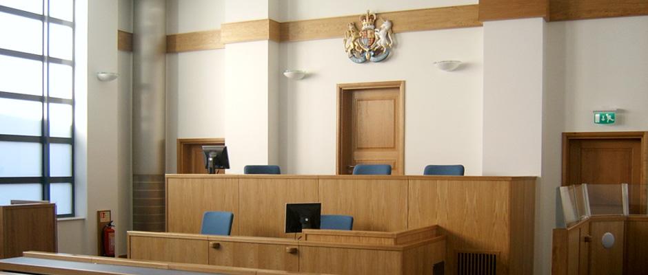 Magistrates Court Building 1